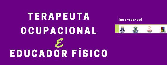 CAPSAD seleciona Terapeuta Ocupacional e Educador Físico- ATUALIZADO em 26/01/2021
