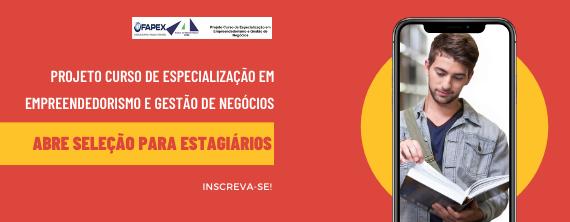 EEGN abre seleção para estágio não obrigatório - ATUALIZADO em 13/01/2021