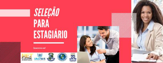 ISC/UFBA seleciona estagiários - ATUALIZADO em 06/11/2019